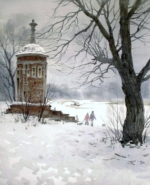 художник Илья Горгоц картины – 11