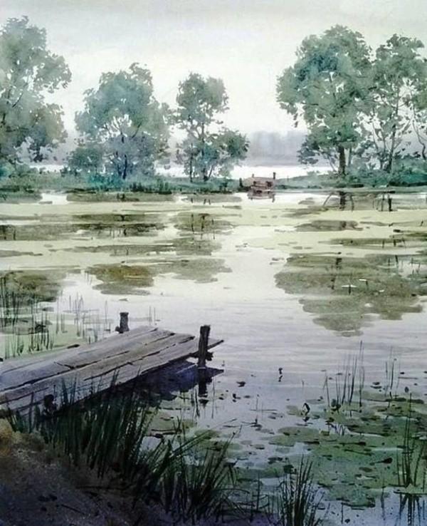 художник Илья Горгоц картины – 13