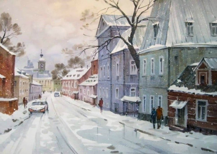 художник Илья Горгоц картины – 15