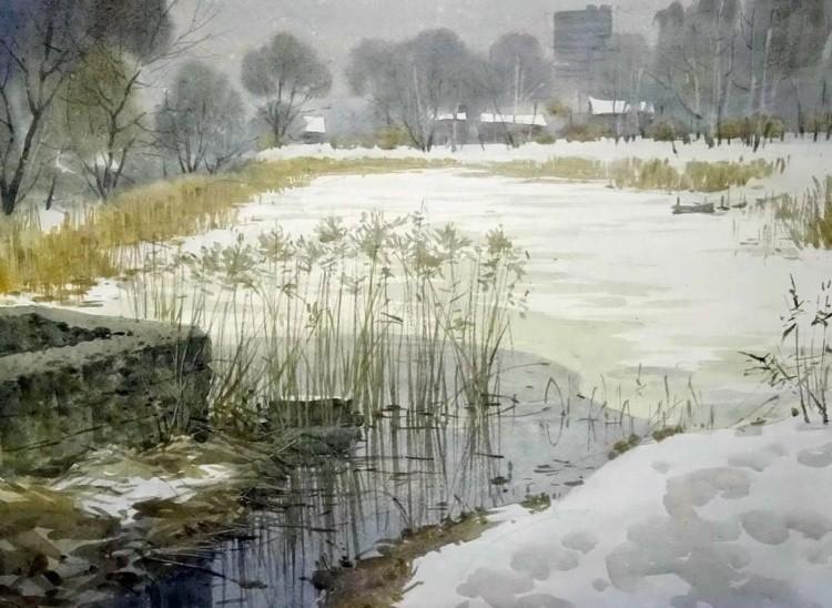 художник Илья Горгоц картины – 16
