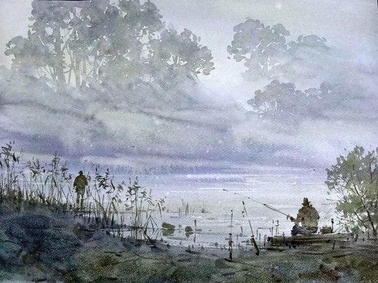художник Илья Горгоц картины – 17