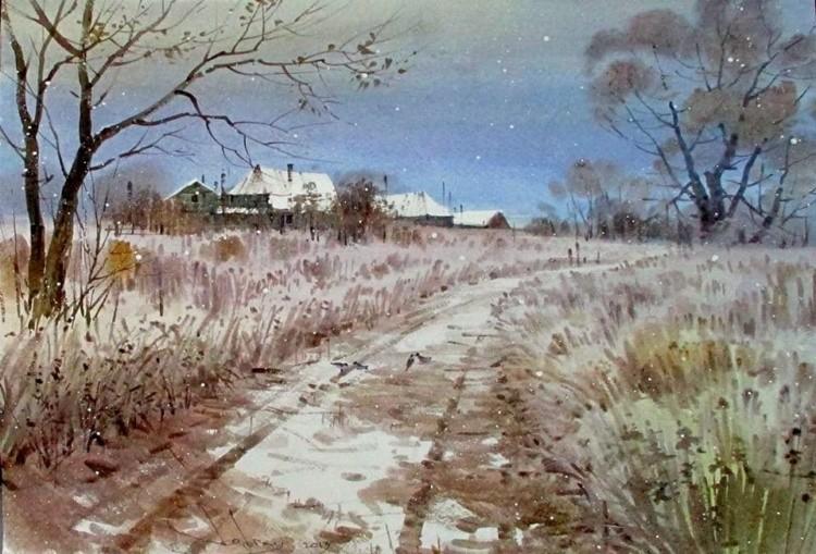 художник Илья Горгоц картины – 18