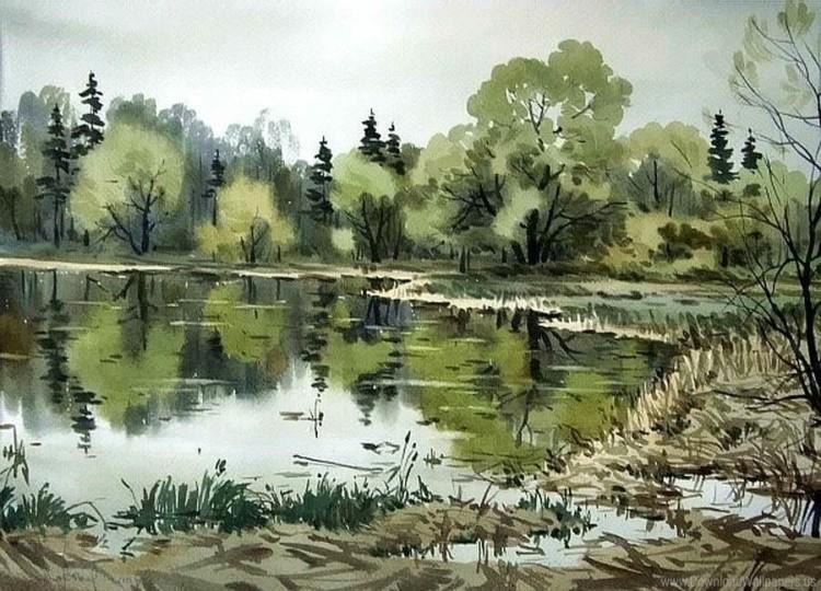 художник Илья Горгоц картины – 19