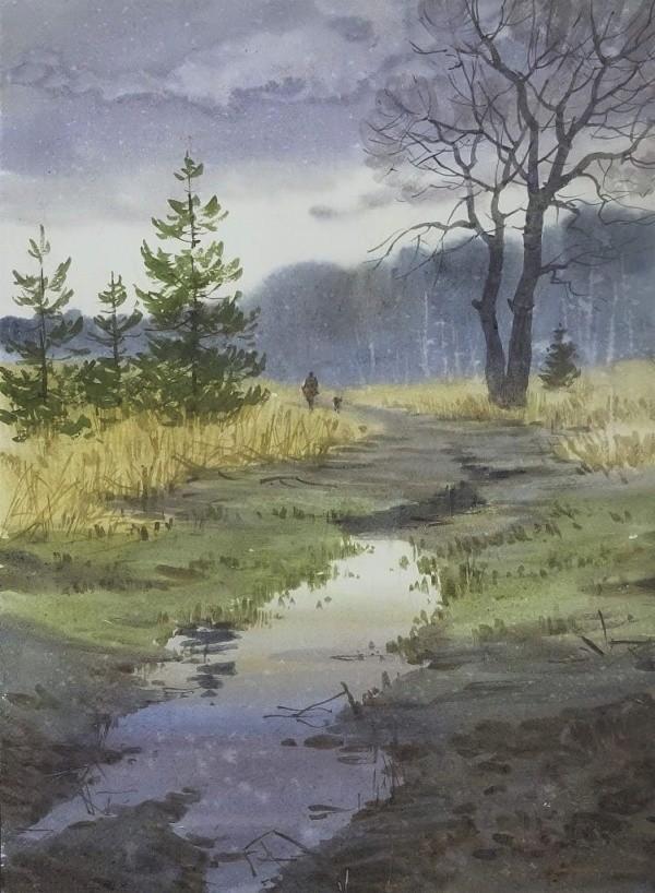 художник Илья Горгоц картины – 25