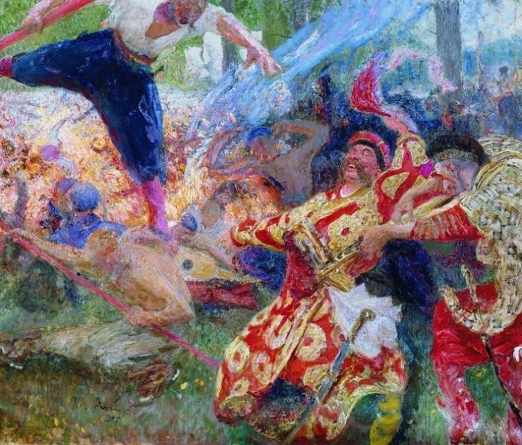 художник Илья Репин картины – 16