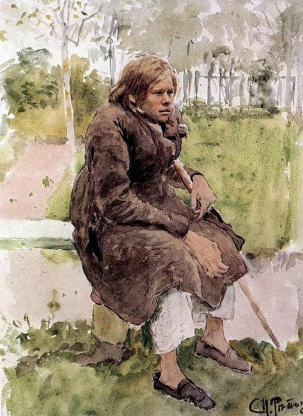 художник Илья Репин картины – 17