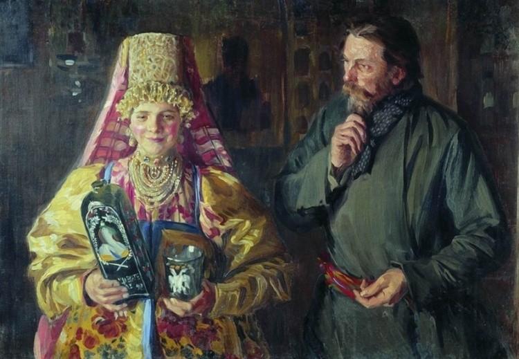 художник Иван Куликов картины – 02
