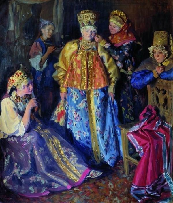 художник Иван Куликов картины – 05