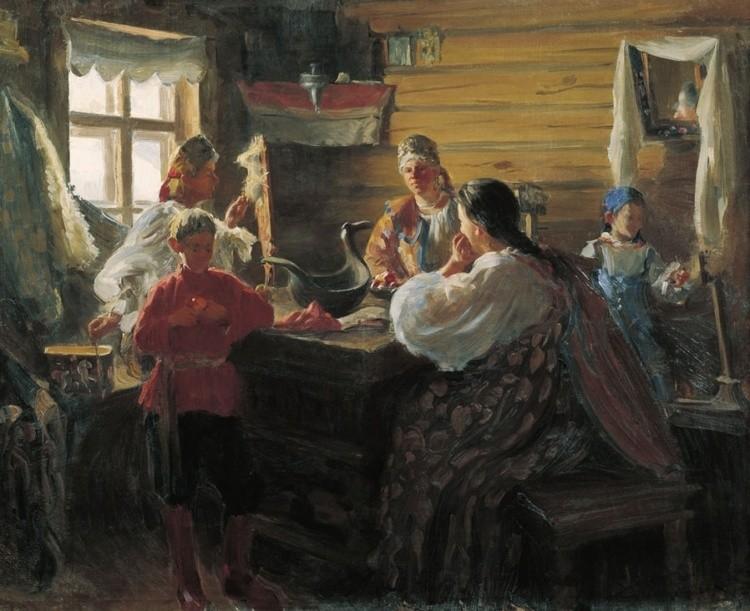 художник Иван Куликов картины – 06