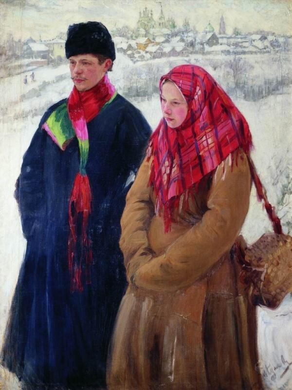 художник Иван Куликов картины – 07