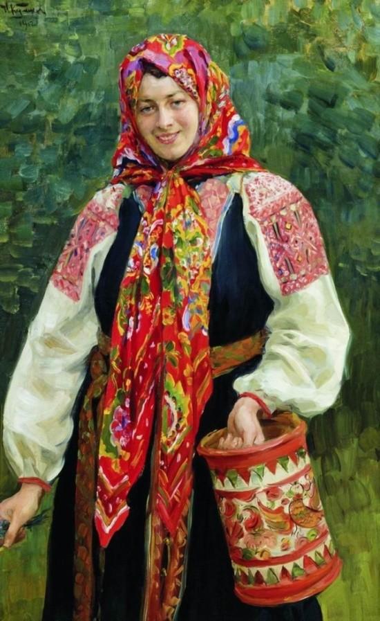 художник Иван Куликов картины – 08