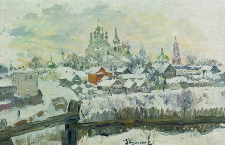 художник Иван Куликов картины – 09