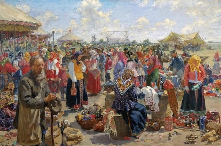 художник Иван Куликов картины – 11