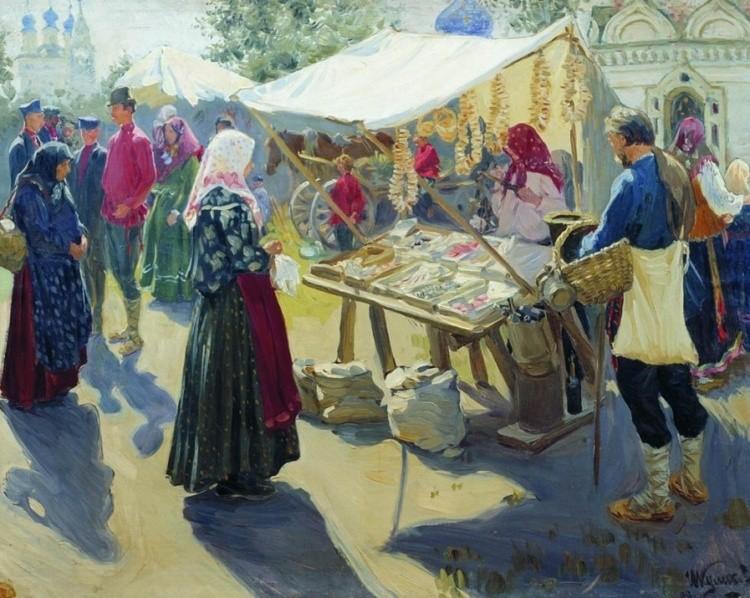 художник Иван Куликов картины – 12