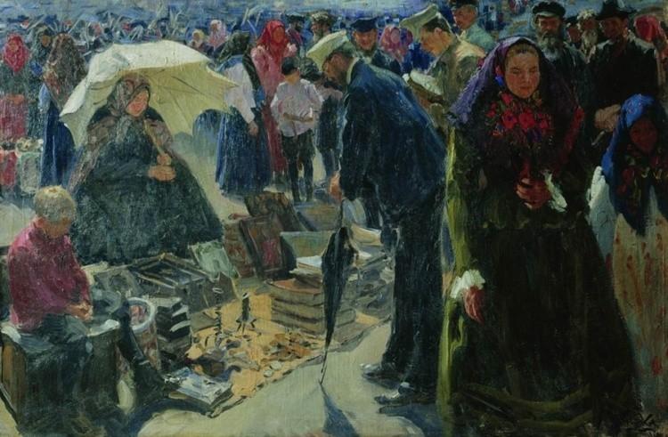 художник Иван Куликов картины – 13