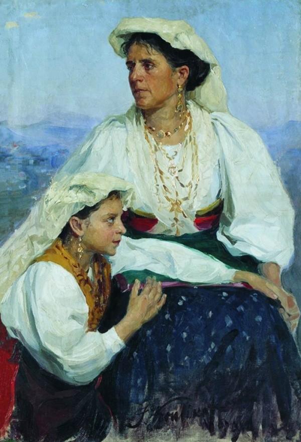 художник Иван Куликов картины – 18