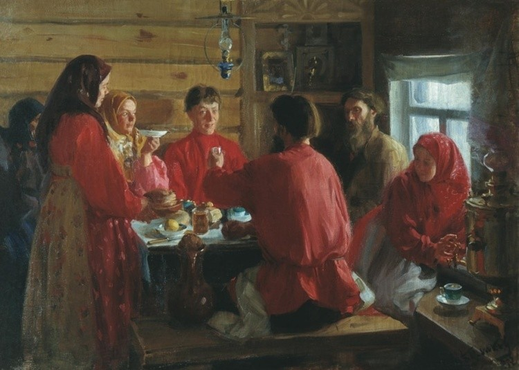 художник Иван Куликов картины – 19