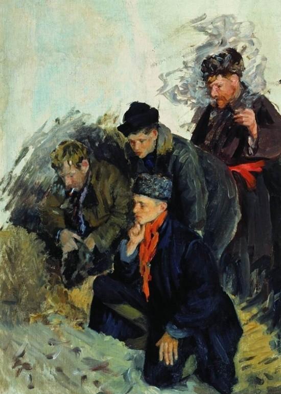 художник Иван Куликов картины – 28