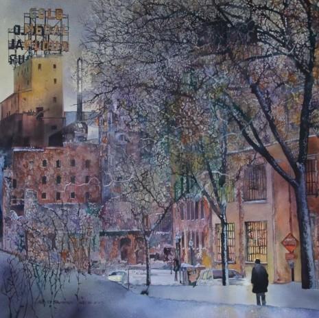 художник John T. Salminen (Джон Т. Салминен) картины – 21