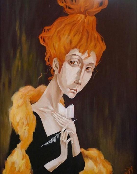 художник Кира Панина картины – 08