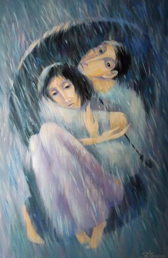 художник Кира Панина картины – 23