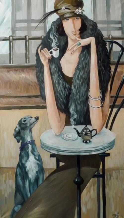 художник Кира Панина картины – 28