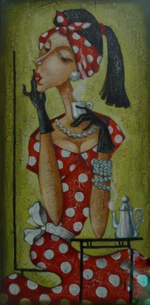художник Кира Панина картины – 31