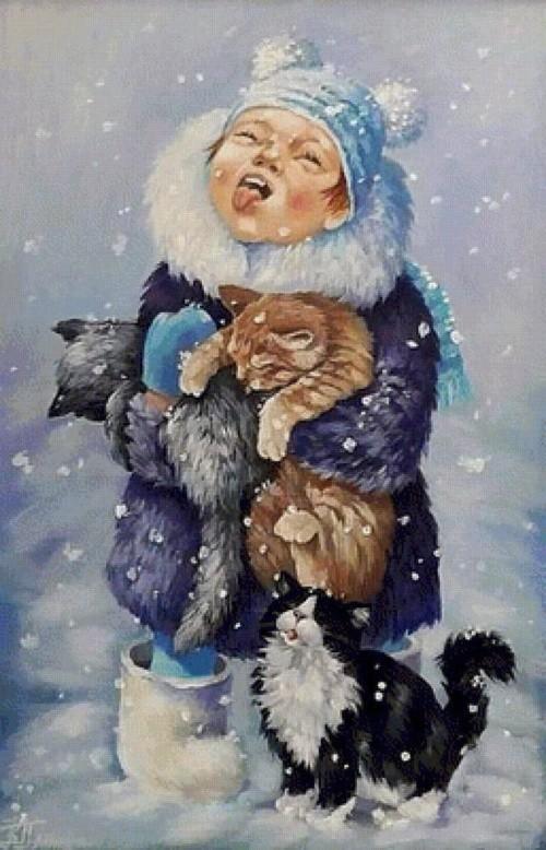 художник Кира Панина картины – 33