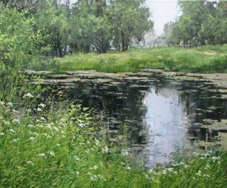 художник Кирилл Мальков картины – 12