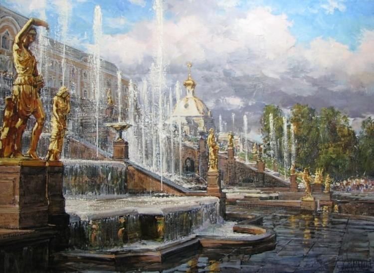 художник Кирилл Мальков картины – 16
