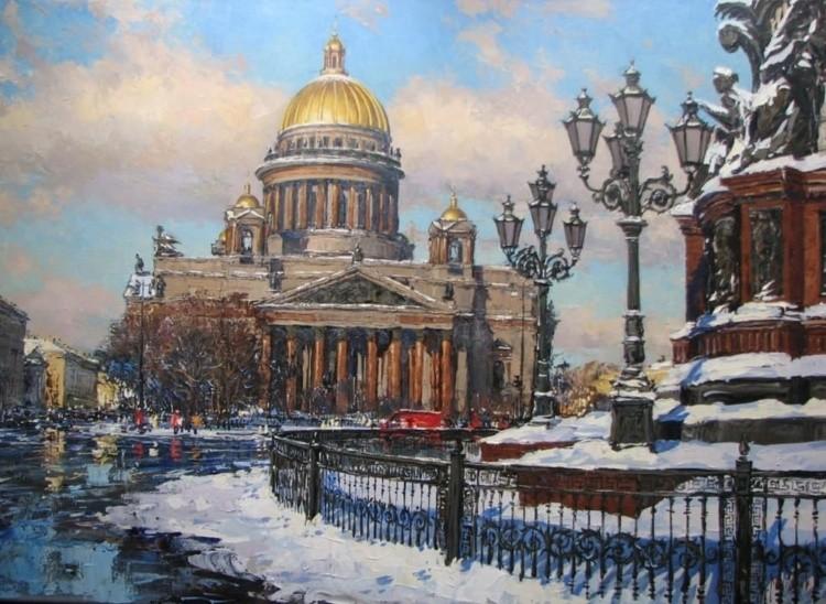 художник Кирилл Мальков картины – 17