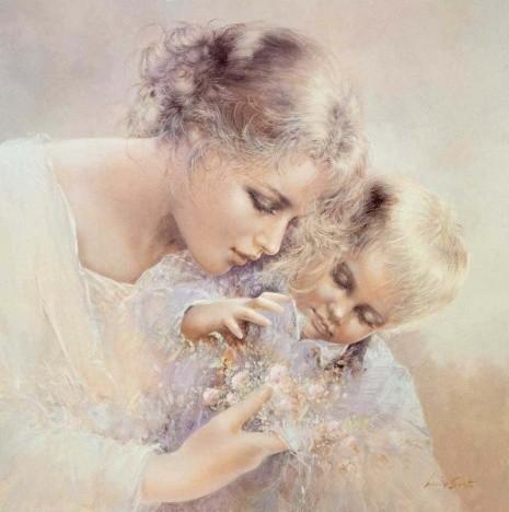 художник Люсия Сарто (Lucia Sarto) картины – 13