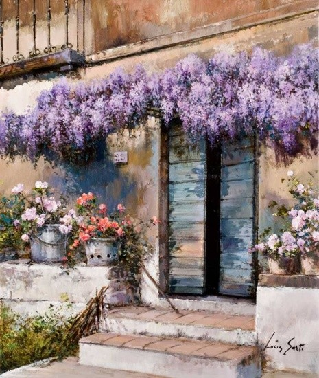 художник Люсия Сарто (Lucia Sarto) картины – 25