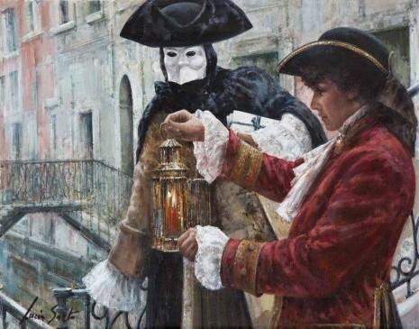 художник Люсия Сарто (Lucia Sarto) картины – 31