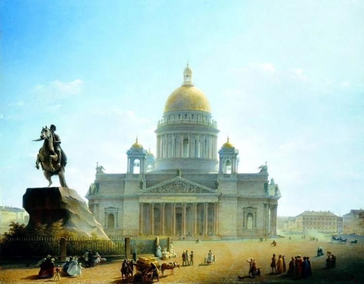 художник Максим Воробьёв картины – 14