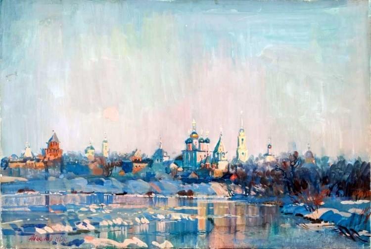 художник Михаил Абакумов картины – 05