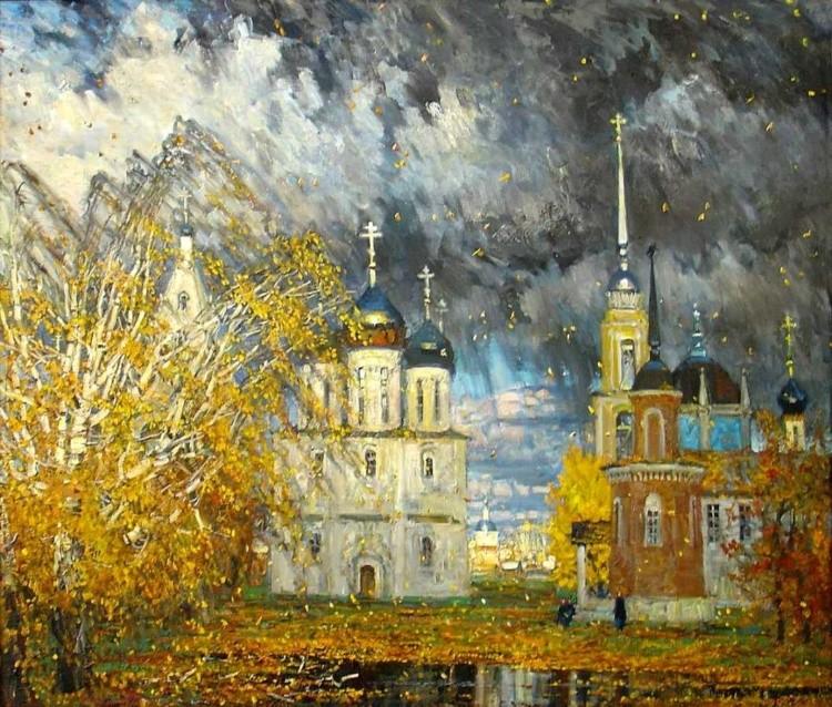 художник Михаил Абакумов картины – 11