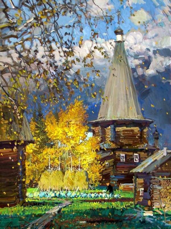 художник Михаил Абакумов картины – 21