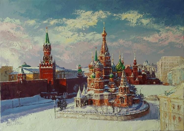 художник Михаил Бровкин картины – 09