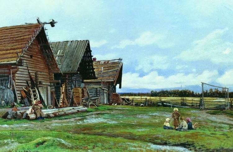 художник Михаил Клодт картины – 08