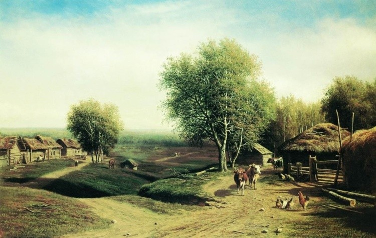 художник Михаил Клодт картины – 20