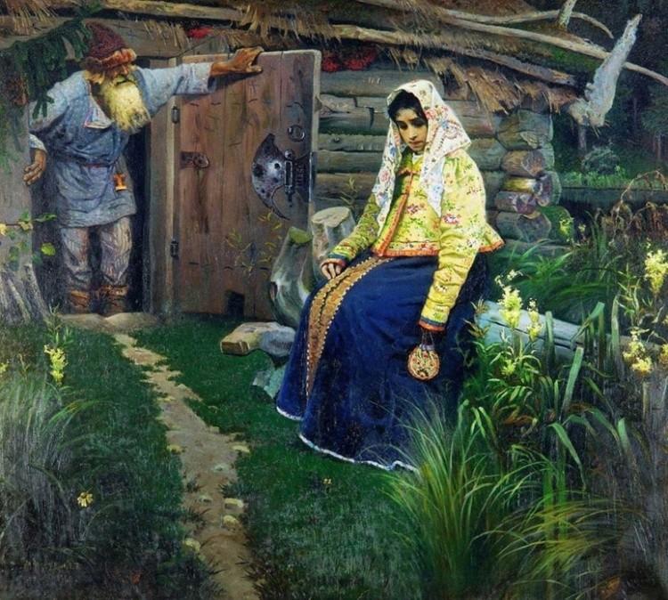 художник Михаил Нестеров картины – 08