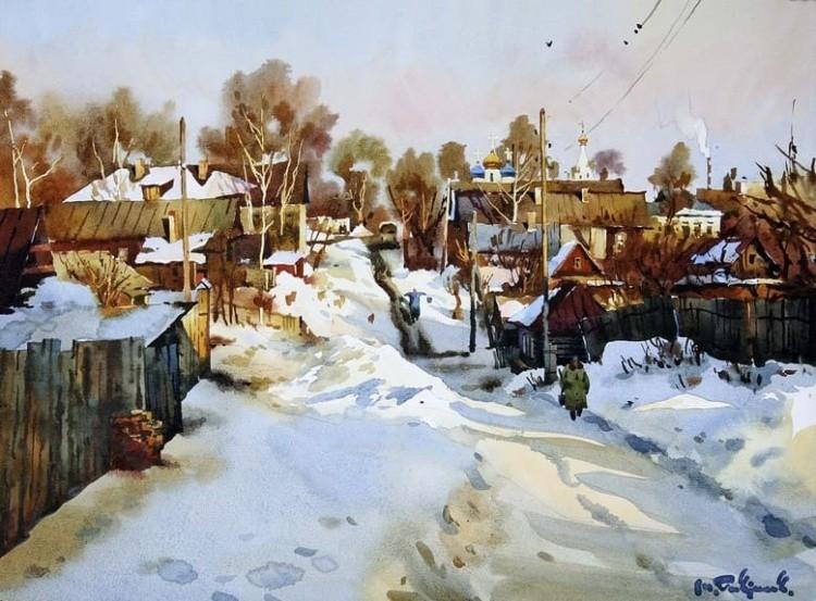 художник Модест Гаврилов (Modest Gavrilov) картины – 11