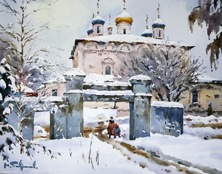 художник Модест Гаврилов (Modest Gavrilov) картины – 13