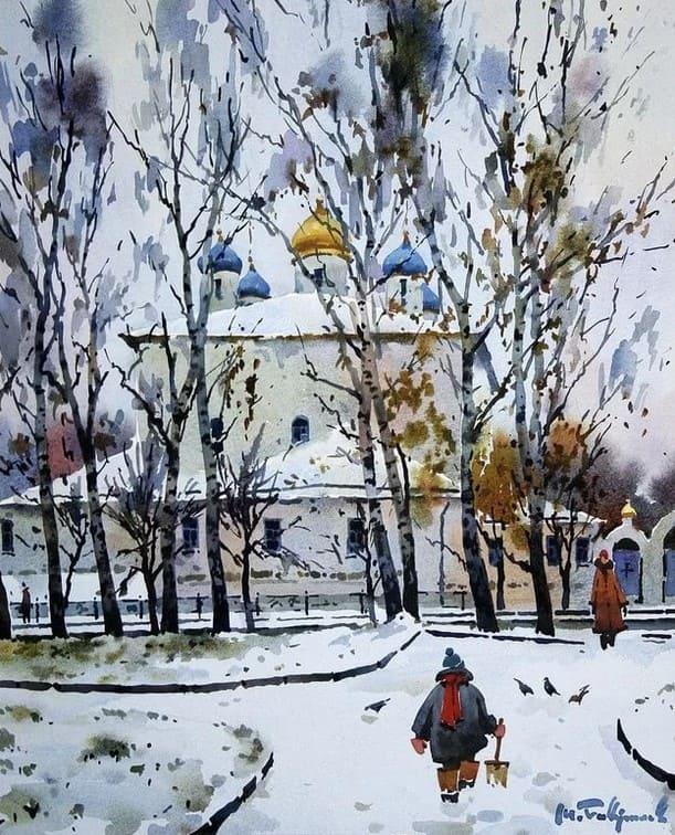художник Модест Гаврилов (Modest Gavrilov) картины – 21