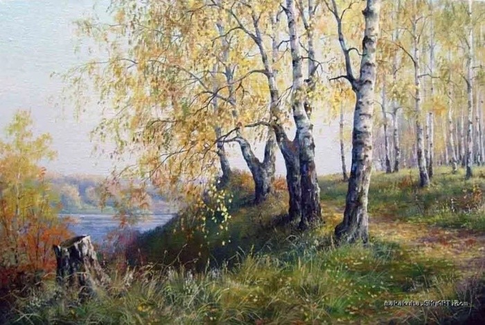 художник Николай Бусыгин картины – 03