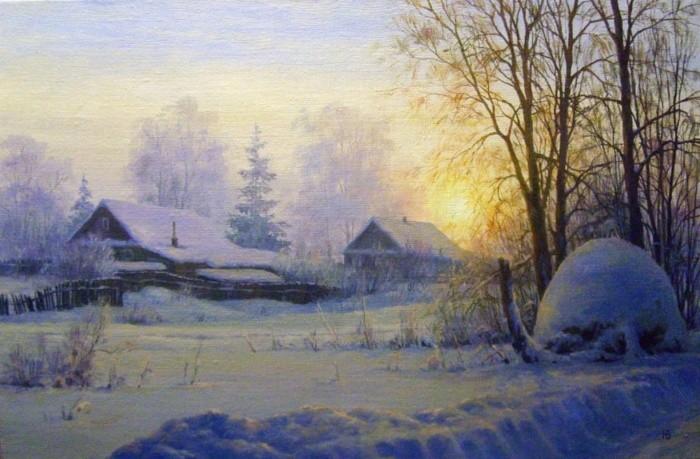 художник Николай Бусыгин картины – 06