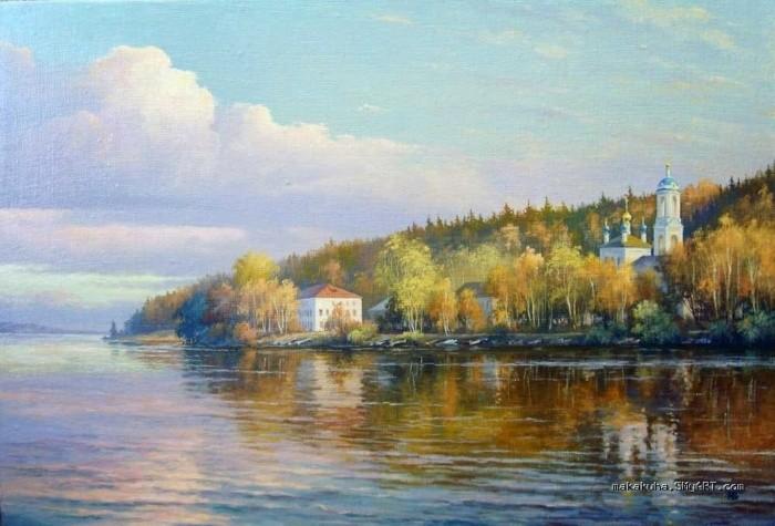 художник Николай Бусыгин картины – 09