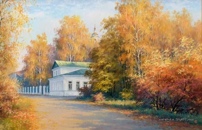 художник Николай Бусыгин картины – 14