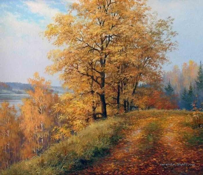 художник Николай Бусыгин картины – 15